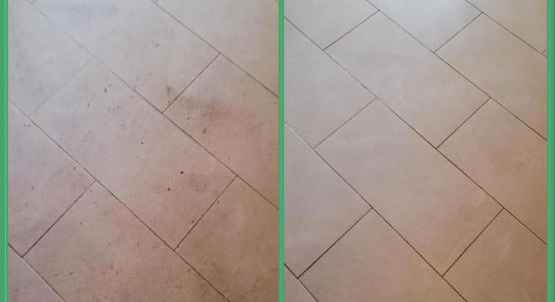 Машинно почистване на общите части на етажната собственост